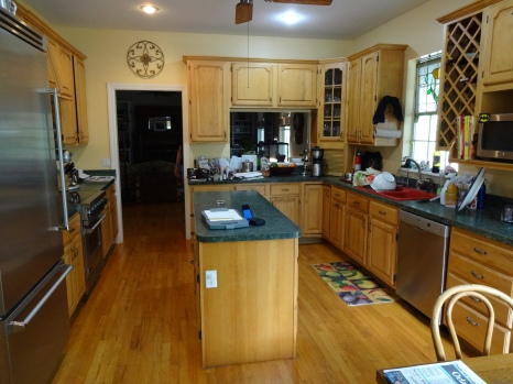 Kitchen Remodeling - BEFORE