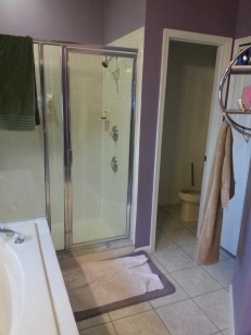 Spa-Style Bathroom Remodel - BEFORE