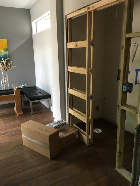 Small Spaces - BEFORE